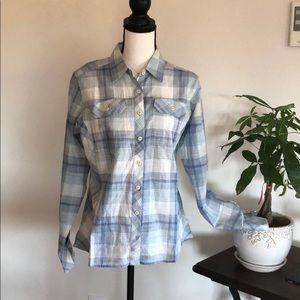 Columbia Long Sleeve Camp Henry Shirt